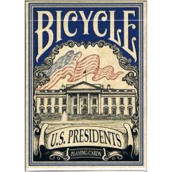 Cartes à jouer Bicycle US Presidents