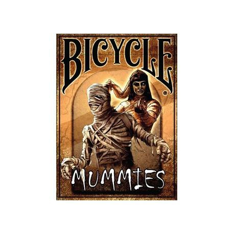 Cartes à jouer Bicycle Mummies