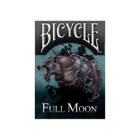 Cartes à jouer Bicycle Full Moon