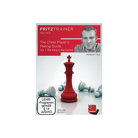DVD Ris - The Chess Player's Mating Guide Vol. 1: The King in the Centre