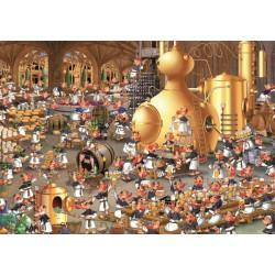 Puzzle 1000 pièces - Brasserie de Ruyer