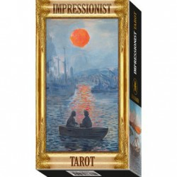 Tarot Divinatoire Impressionist