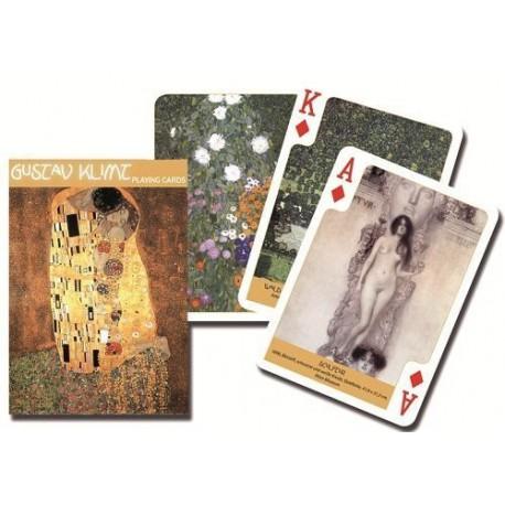 Cartes à jouer Gustav Klimt