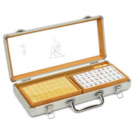 Mahjong doré format voyage