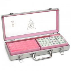 Mahjong Pink format voyage