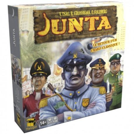 Junta (Nouvelle édition)