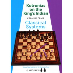 Kotronias on the King's Indian Vol.4 : Classical systems