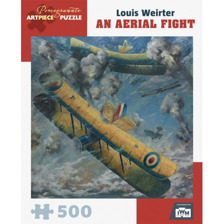 Puzzle 500 pièces - An Aerial fight - Weirter