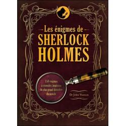Les énigmes de Sherlock Holmes (livre)