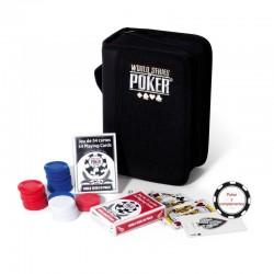Mallette de Poker de voyage WSOP 300 jetons