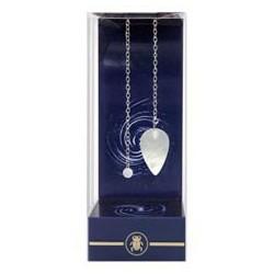 Pendule classique clear quartz - Lo Scarabeo