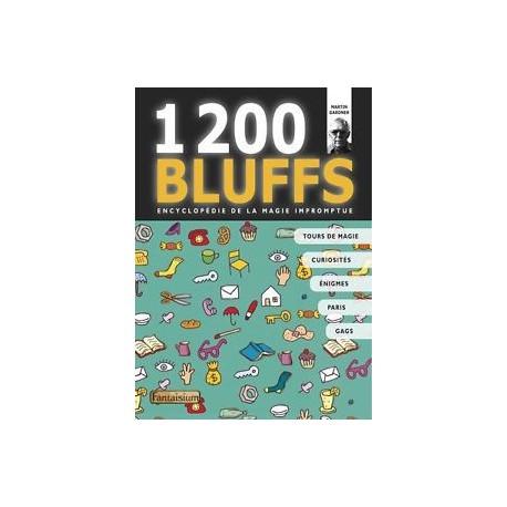 Gardner - 1200 Bluffs - Encyclopédie de la Magie Impromptue