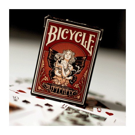 Cartes à jouer Bicycle Butterfly