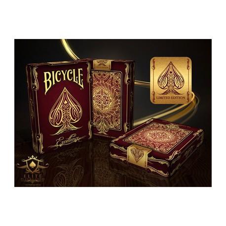 Cartes à jouer Bicycle Excellence