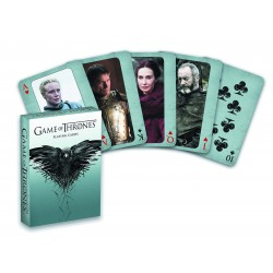 Cartes à jouer Game of Thrones 2nd Edition