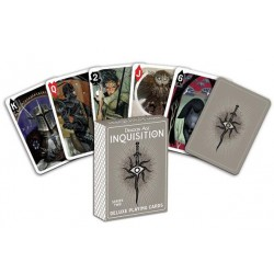 Cartes à jouer Dragon Age Inquisition series two