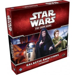 Star Wars JCE extension Ambitions Galactiques