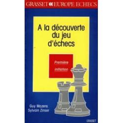MAZENS - A la découverte du jeu d'échecs, tome 1