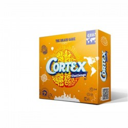 Casse-tête Cortex Challenge Geo