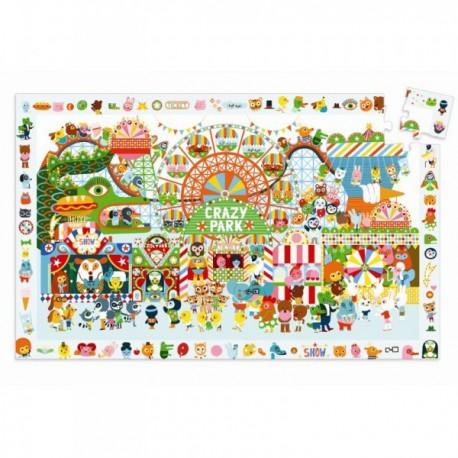 Puzzle 35 pièces - Crazy Park