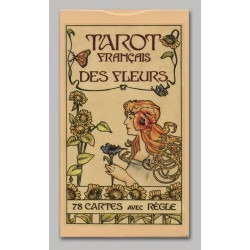 Tarot Français des fleurs