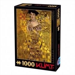 Puzzle 1000 pièces - Adèle Bloch de Klimt