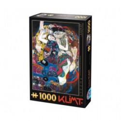 Puzzle 1000 pièces - La Vierge de Klimt
