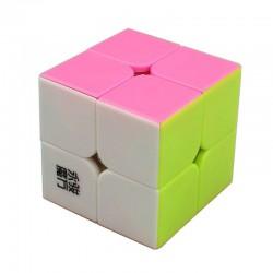 Cube 2x2x2 Stickerless Moyu Yupo