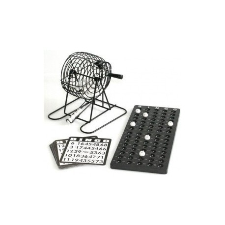 Bingo avec sphère (Bingo set)