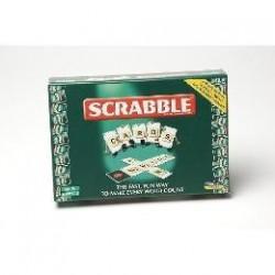 Scrabble cards deluxe (Anglais)