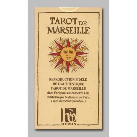 Tarot de Marseille Conver