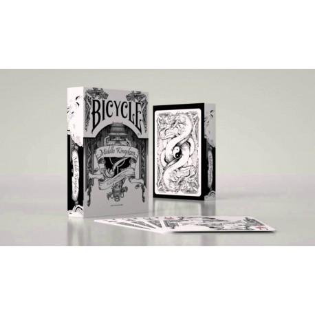 Cartes à jouer Bicycle Middle Kingdom