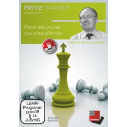 Mikhalchishin - DVD Pawn structures you should know