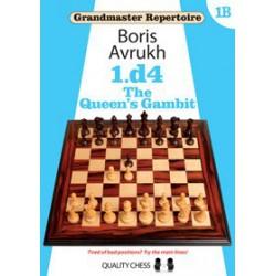 Avrukh - GM1B Queen's Gambit (Hard cover)