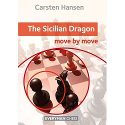 Hansen - The Sicilian Dragon: Move by Move