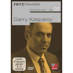 DVD Master Class Vol. 7 - Garry Kasparov