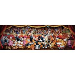 Puzzle 1000 pièces - Disney Classique Panorama