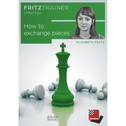 DVD Elisabeth Pähtz: How to exchange pieces