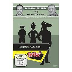DVD D'Costa, Murphy - Giuoco Piano - Master & Amateur