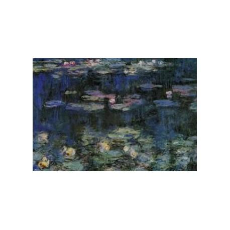 Puzzle 140 pièces - Nymphéas de Monet