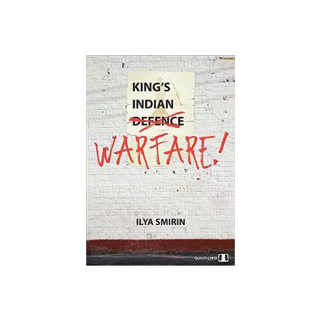 Ilya Smirin - King's Indian Warfare - Hard Cover