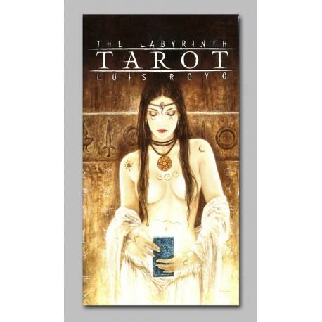 Tarot Labyrinthe Royo