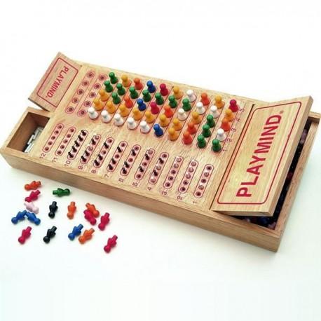 Playmind - Mastermind en bois