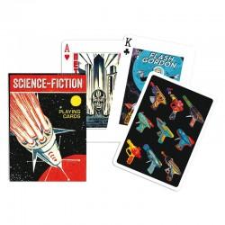Cartes à jouer Science-Fiction