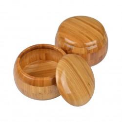 Bols de go en bambou
