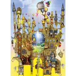Puzzle 1000 pièces - Château Utopique de Thompson