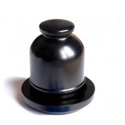 Gobelet dés - Dice cup noir
