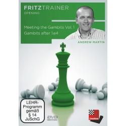 DVD Martin - Meeting the Gambits