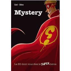Mystery - le livre dont vous êtes le super héros