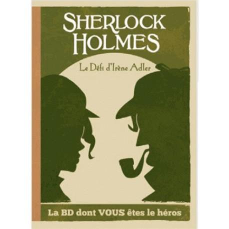 Sherlock Holmes 4 - Le défi d'Irène Adler